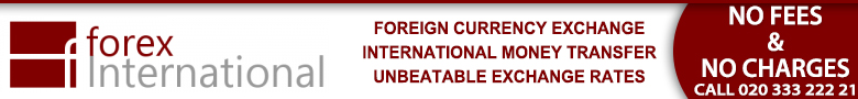 Forex International Foreign Currency Exchange